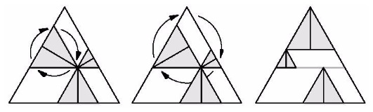 diàleng entre matemàtic i triangle